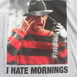 Other - Freddy Krueger graphic shirt